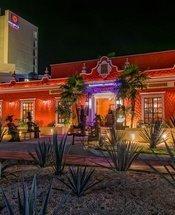 Restaurant Hacienda El Mortero Hôtel Krystal Cancún Cancún