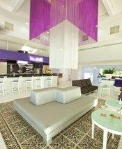 Lobby bar Hôtel Krystal Cancún Cancún