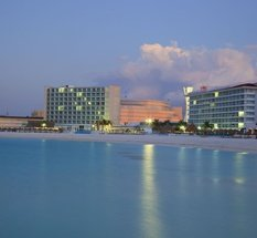 Façade Hôtel Krystal Cancún Cancún