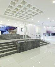 Réception Hôtel Krystal Cancún Cancún