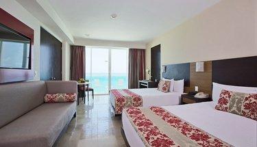 Chambre double Krystal club Hôtel Krystal Cancún Cancún