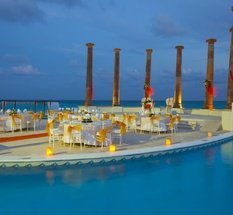 Mariage Hôtel Krystal Cancún Cancún